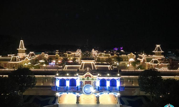 Disneyland Hotel - Disneyland Paris
