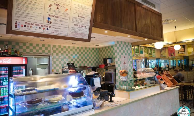 New York Style Sandwiches - Disneyland Paris