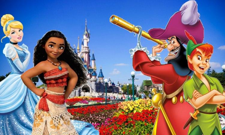Le Festival des princesses et pirates à disneyland Paris