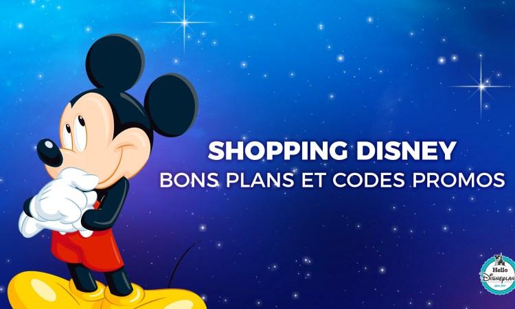 code promo disney store