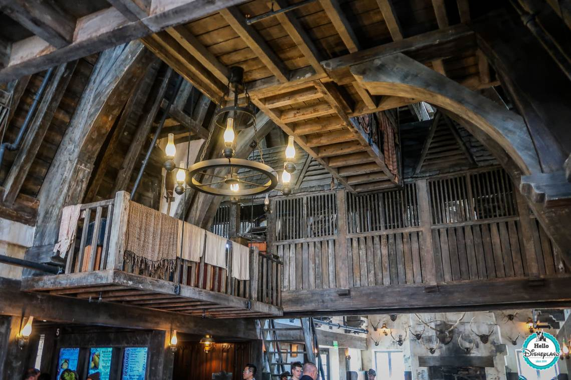 Three Broomsticks - Island of Adventure -13