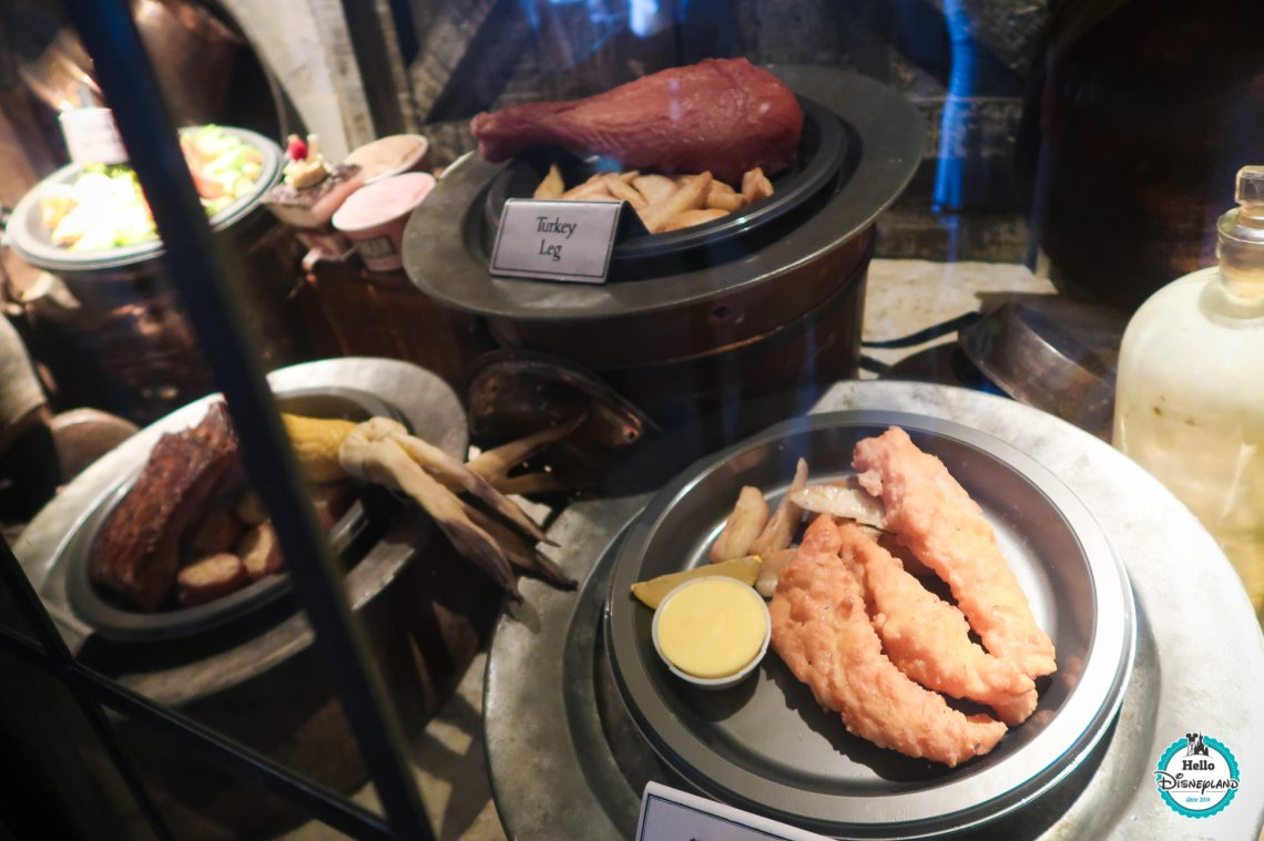 Three Broomsticks - Island of Adventure - Manger chez Harry Potter