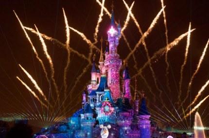 Soirée du Nouvel An disneyland-paris-pas-cher