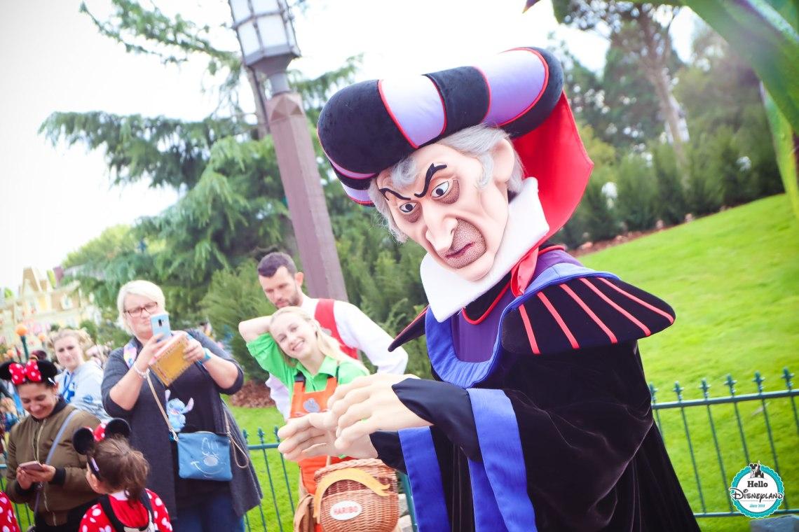 Halloween 2018 - Disneyland Paris