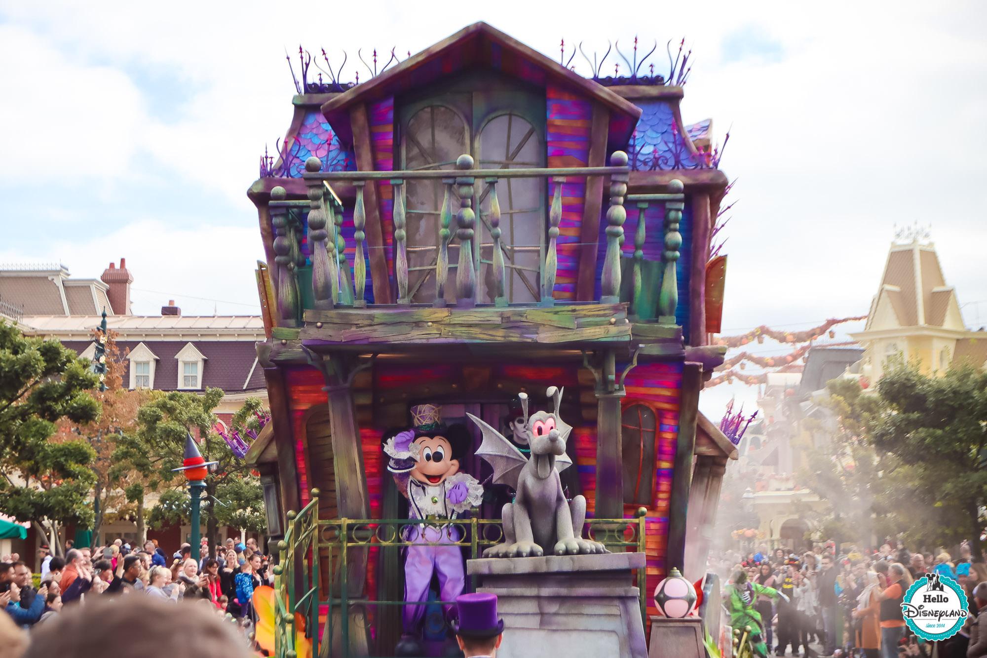 À Disneyland Top Hello D'halloween 2018 10 Paris gbf6yY7