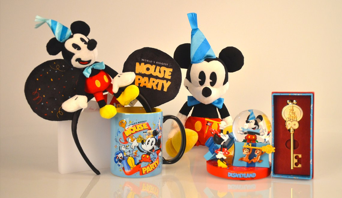 merchandise Mickey 90 Disneyland Paris
