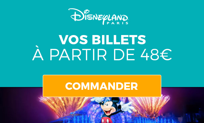 promos billets disneyland paris