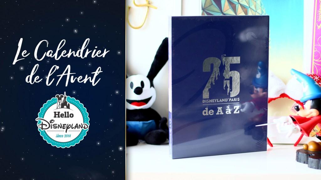 Calendrier De L Avent Case 12 Hello Disneyland