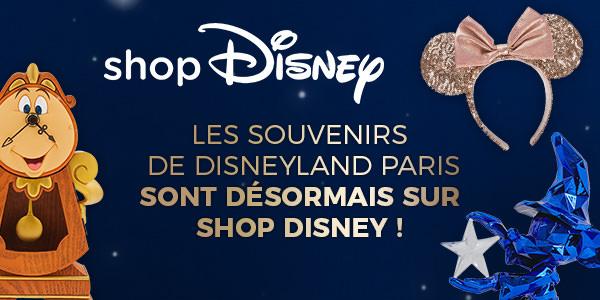 Produits Disneyland Paris