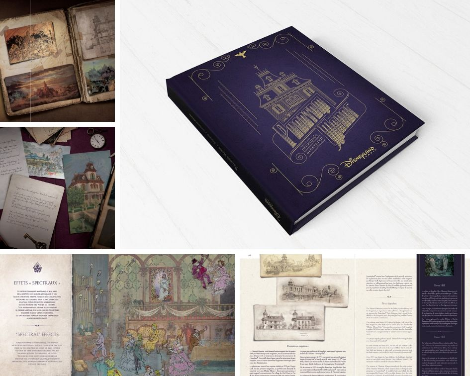 Livre Phantom Manor