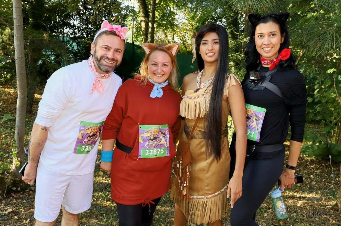 Disneyland Paris Princess Run 2020