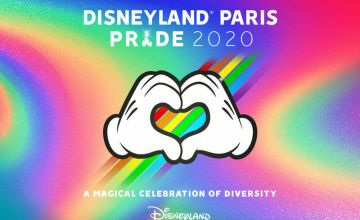 Disneyland Paris Pride 2020
