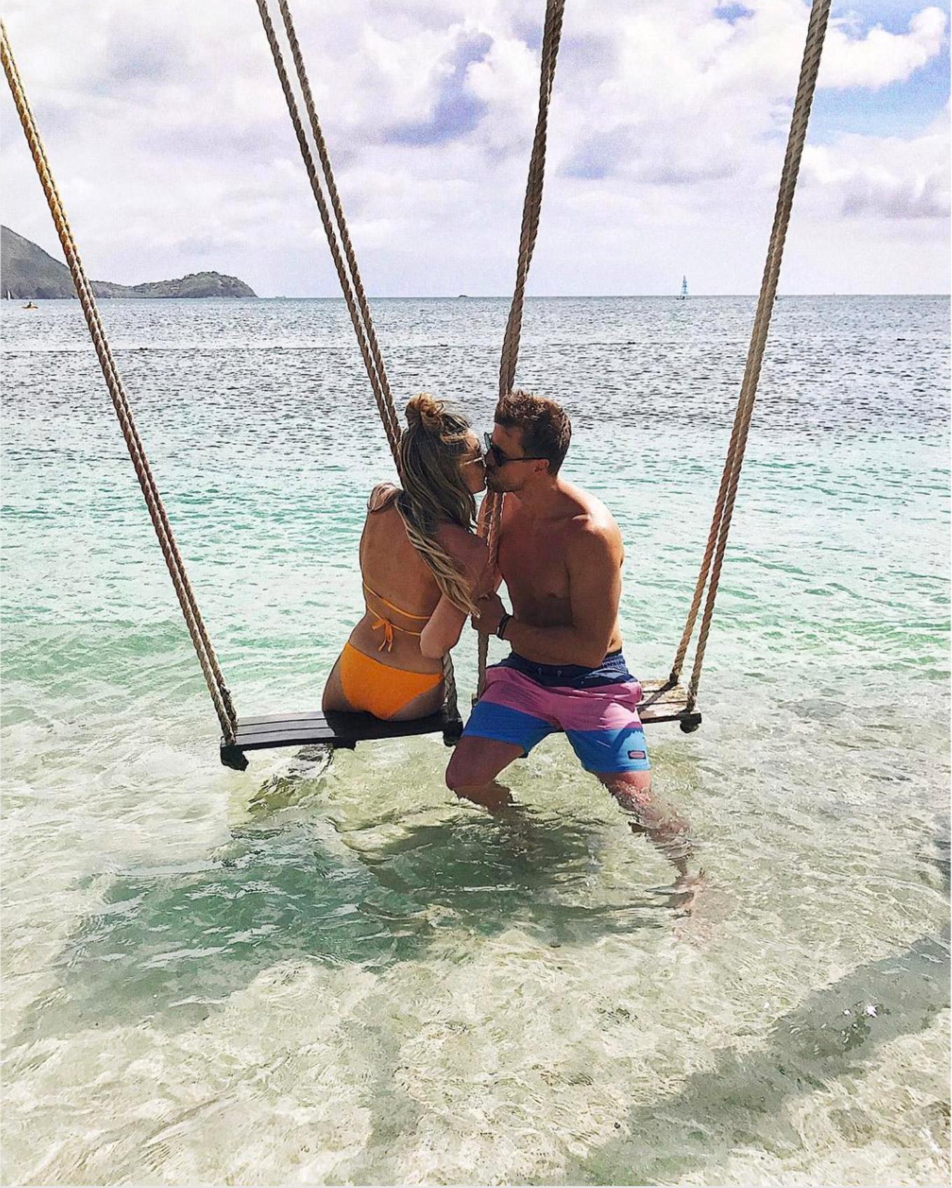 st lucia swings