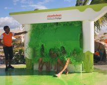 Nickelodeon Hotel Slime