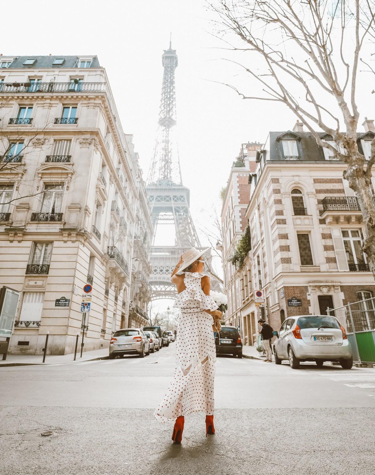 christine andrew in paris