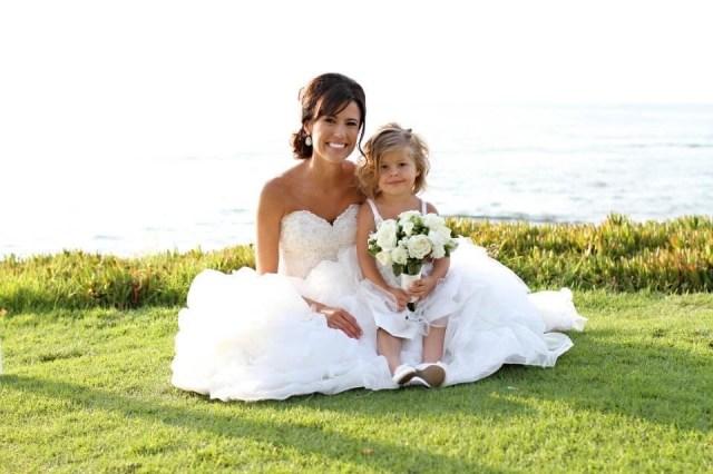 Christine Andrew step kids bonus mom