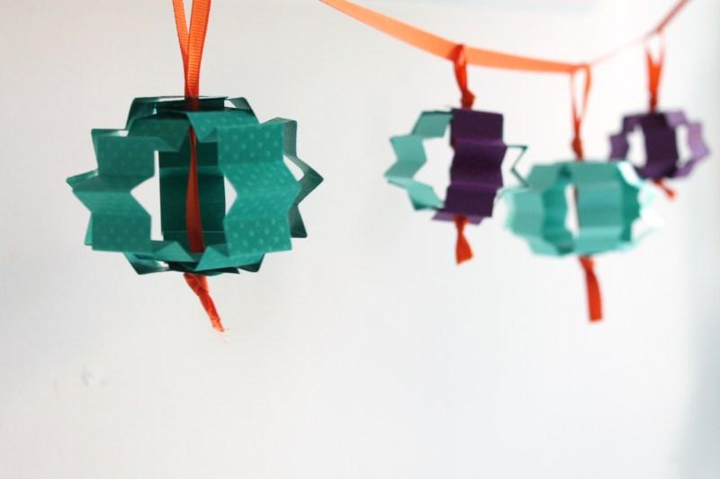 paper lanterns craft