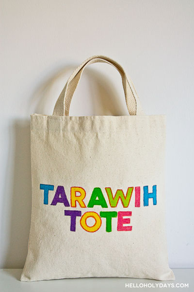 ramadan-ideas-fabric-markers-tote