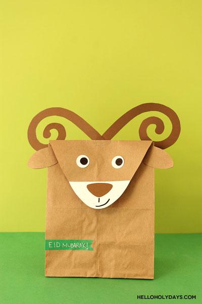 Eid al Adha treat bags by Hello Holy Days!