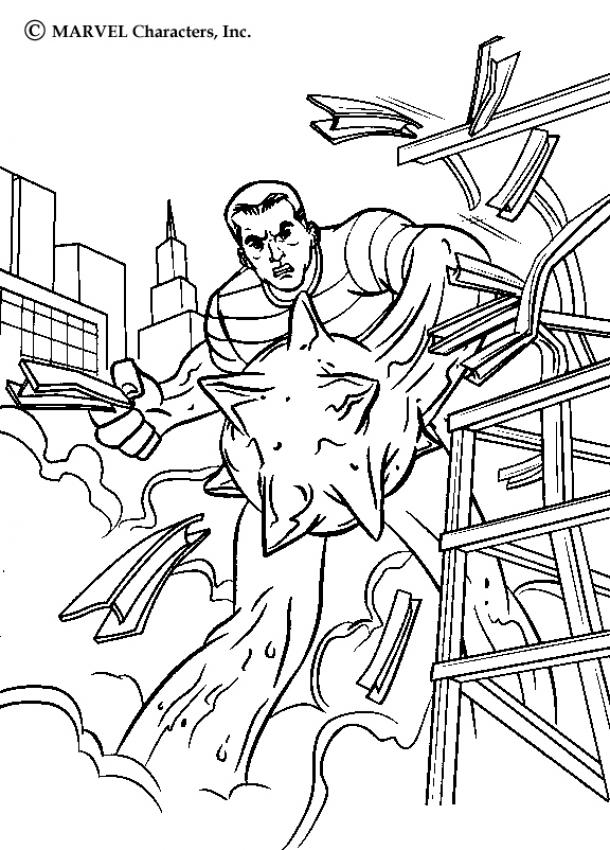 Spider Man Homecoming Coloring Pages 2 Hellokids Com