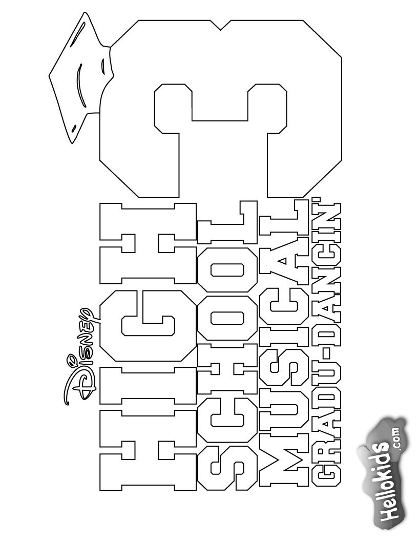Printable coloring pages for high school 9jasports