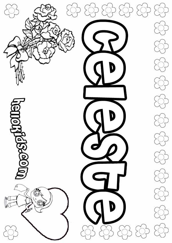 The Name Celeste