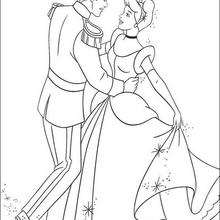 Cinderella : Coloring pages, Videos for kids, Free Kids