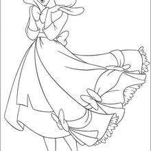 Cinderella coloring book pages : 22 free Disney printables