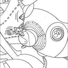 Robot : Coloring pages, Drawing for Kids, Videos for kids