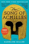 song of achilles by madeline miller cover art