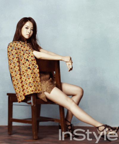 More Park Bo Young For Instyle Korea