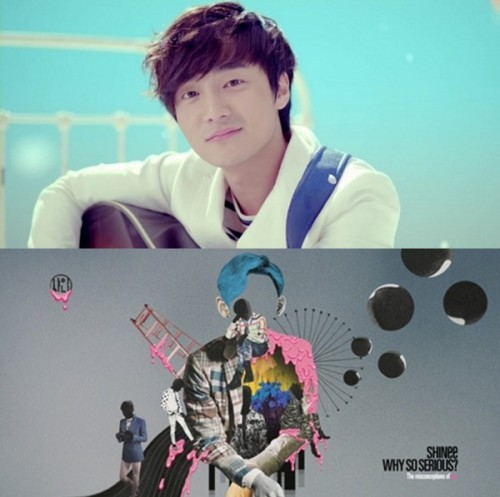Roy Kim and SHINee top Billboard Charts