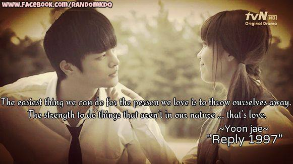 20 Beautiful Love Quotes From Korean Dramas 2014 Edition