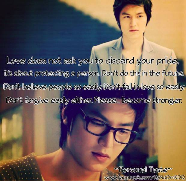129 Best Images About Personal Taste On Pinterest: 20 Beautiful Love Quotes From Korean Dramas