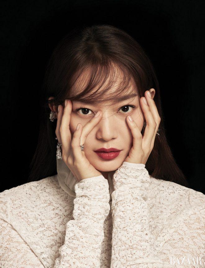 Shin Min Ah On Her Latest tvN Drama: No Pressure To Repeat