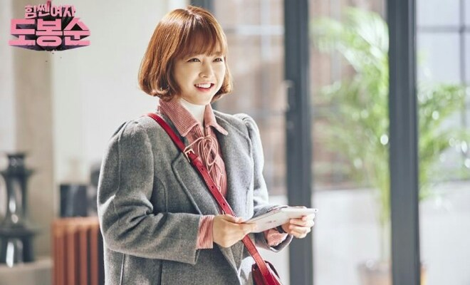 Beyond Superhuman Strength How 39 Strong Woman Do Bong Soon 39 Changes Park Bo Young