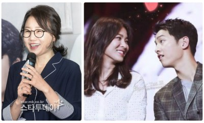 Song Joong Ki, Song Hye Kyo, Descendants of the Sun