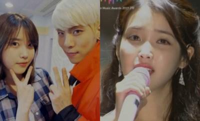 Red Velvet, IU, Jonghyun, Yeri, SHINee,