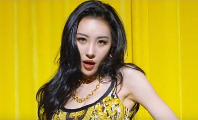 Gashina, Wonder Girls, Fight For This Love, Sunmi, Heroin, Cheryl Cole,