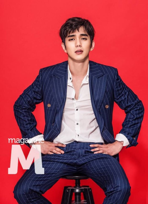 Yoo seung ho talks about im not a robot thinks he deserves yoo seung ho altavistaventures Image collections