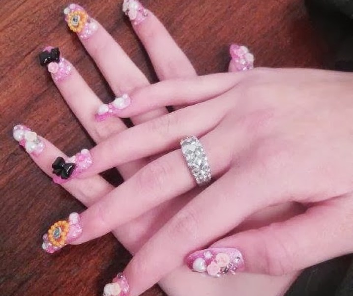 Review: Agejo Nails by 8th Sin Creations