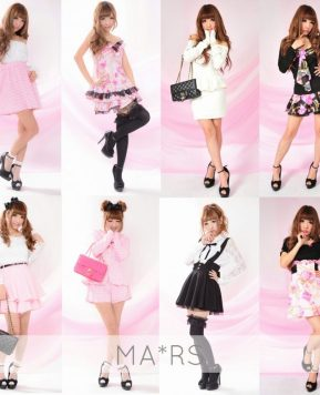 Lizzie Loves: Gyaru Spring Collections