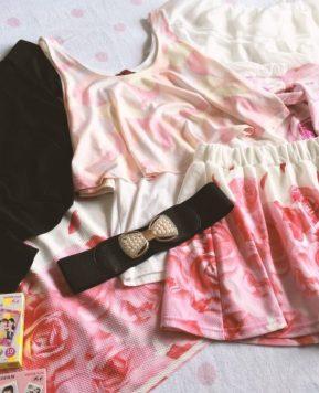 Koakuma Ageha: Agejo Buys & Outfits
