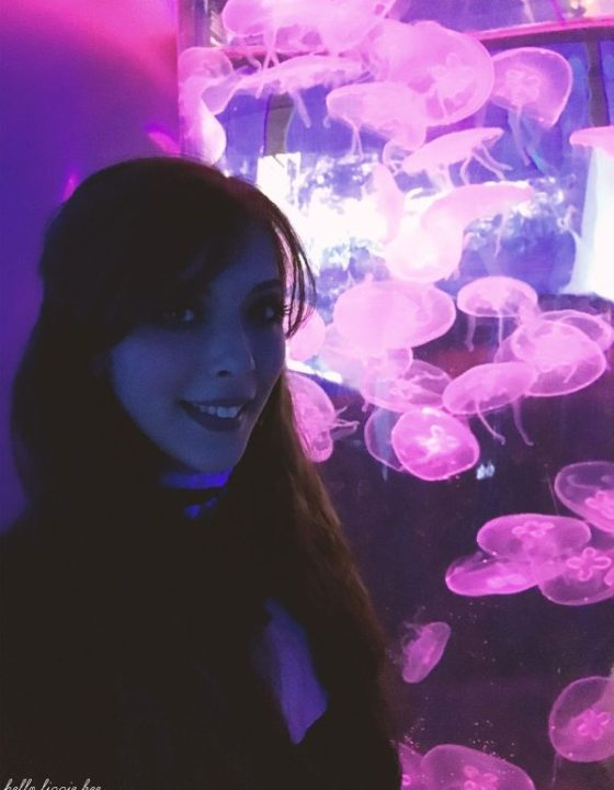 I'm a Barbie Girl, in a (Sealife) World…