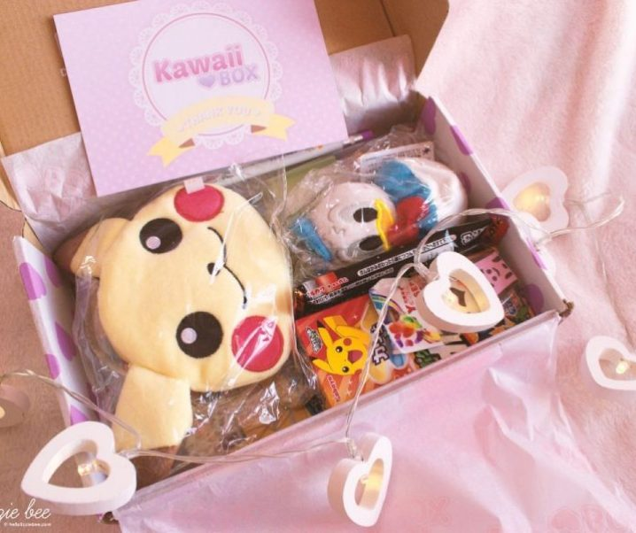Kawaii Box Review and Giveaway!