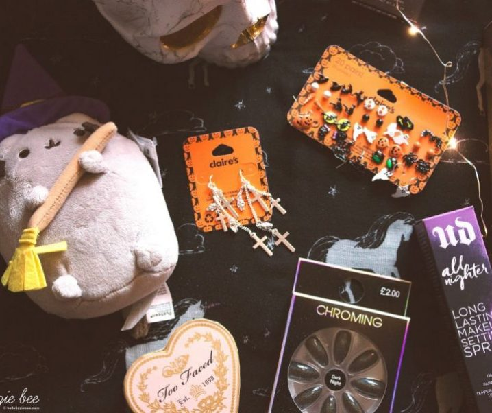 Trick or Treat! Halloween Goodies and Makeup Haul