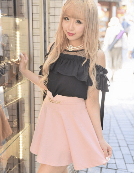 Gyaru Work Inspiration
