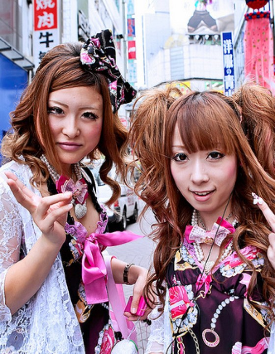 How to do Agejo Gyaru on a Budget