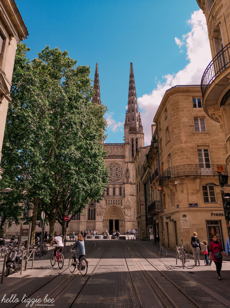 Saint Louis des Chartrons in Bordeaux, France