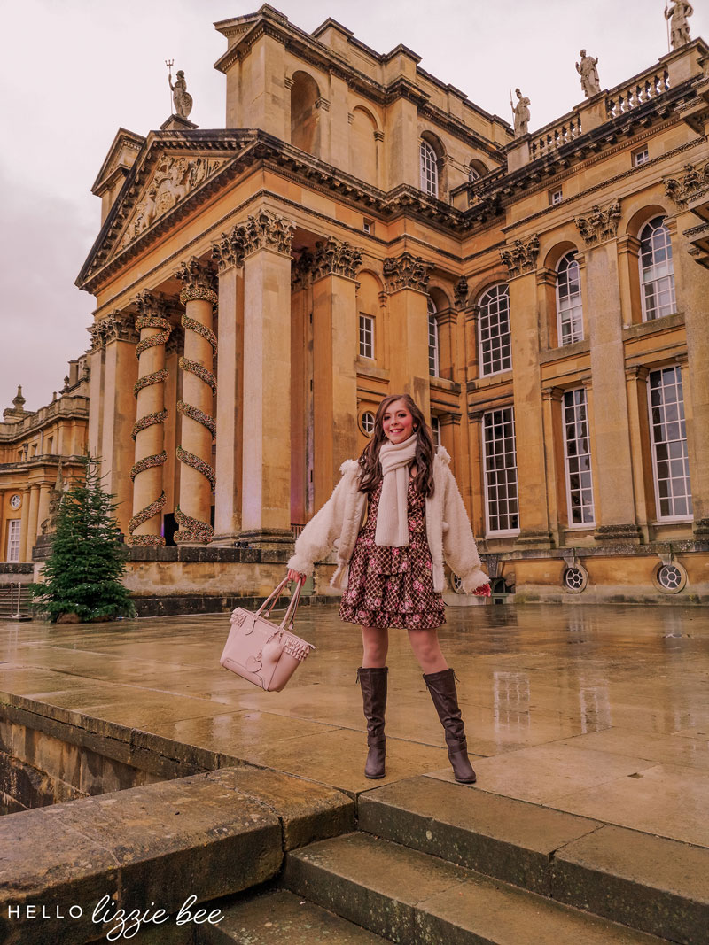 A rainy day at Blenheim Palace by hellolizziebee